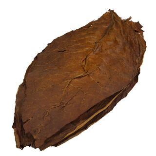 Kentucky Fire Cured Smoked Tabakblätter Rohtabak - 1kg